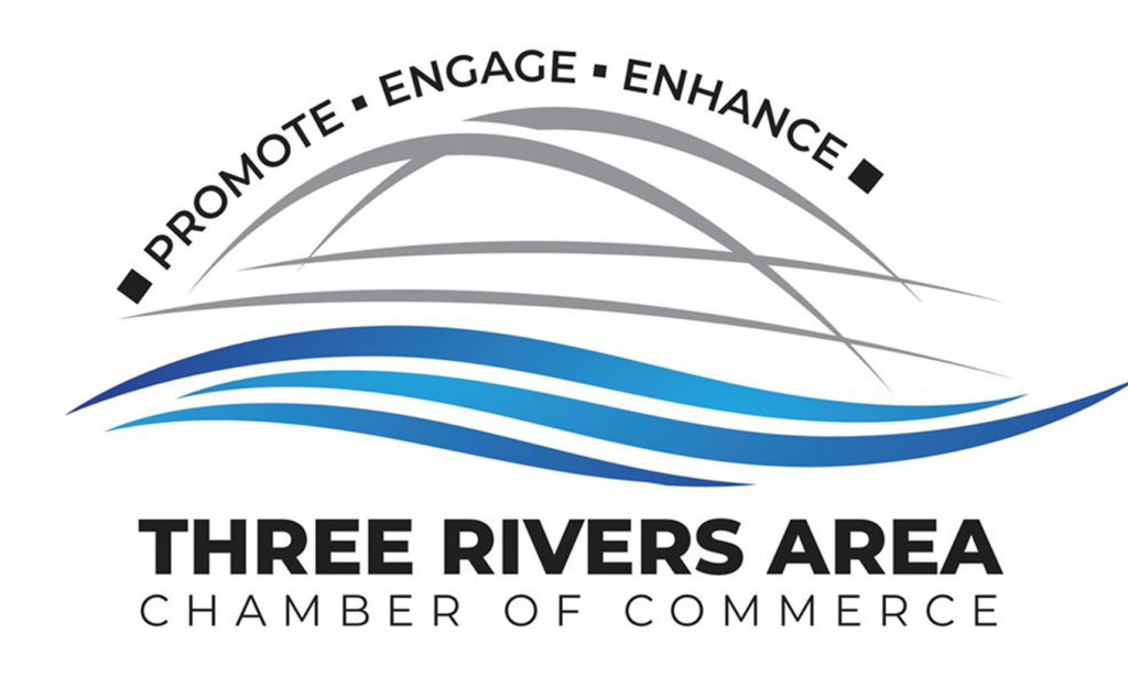 Three Rivers Area Chamber of Commerce Logo